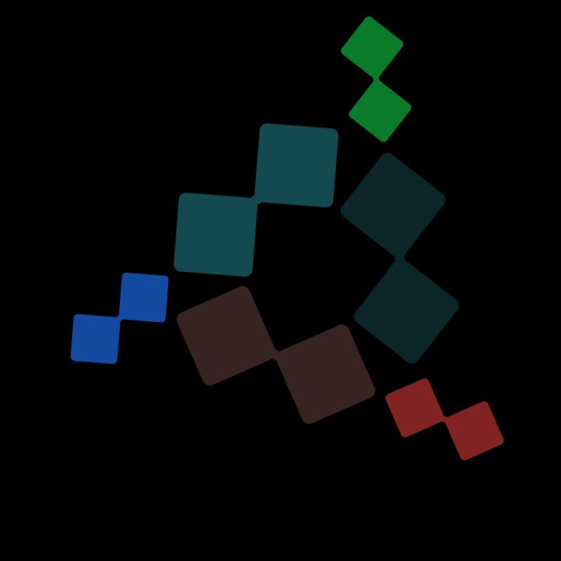 Logo mit Name